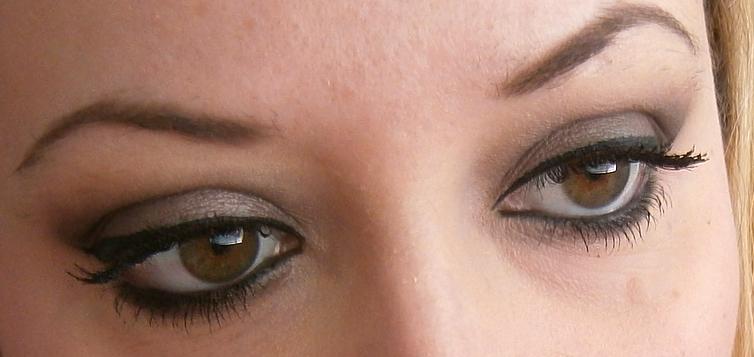 Famoso Smokey eyes marrone, per un look più leggero | Make up Pleasure ND61