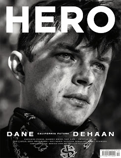 Featured Submission| HERO 10 - Dane DeHaan by Hedi Slimane