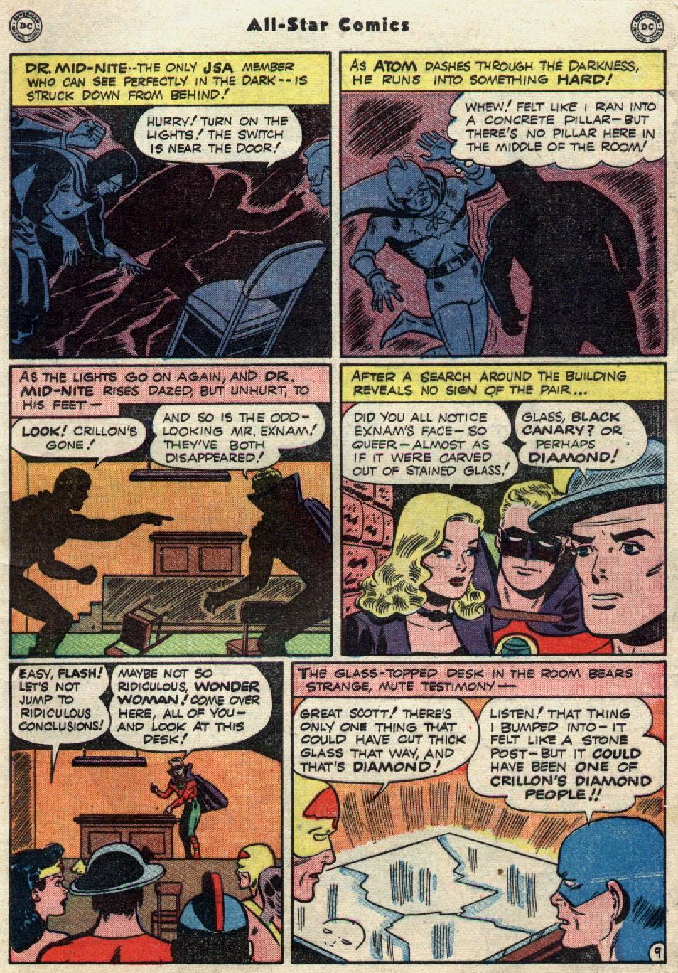 Read online All-Star Comics comic -  Issue #51 - 11