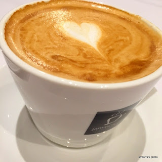 Flat White at Jamaica Blue Setia City Mall