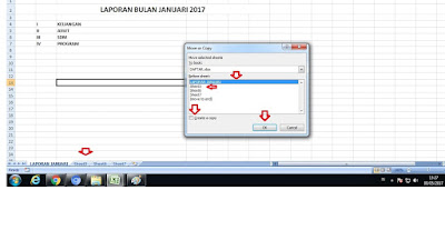 Blog Kopinet Cara Tambah Edit Copy data di Sheet Excel