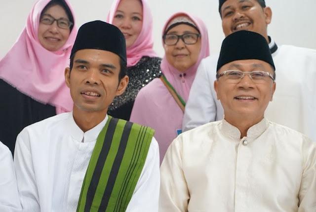 Ustaz Abdul Somad Mimpi Buruk Bagi Para Pemecah Belah