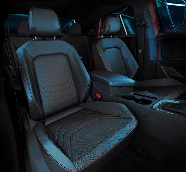 Novo VW Jetta 2020 - interior