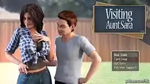 Visiting Aunt Sara Android Port Adult Game Download