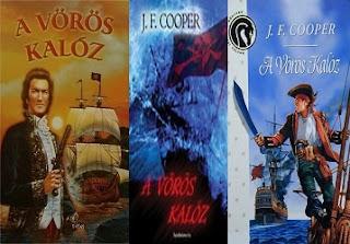 James Fenimore Cooper A vörös kalóz regény