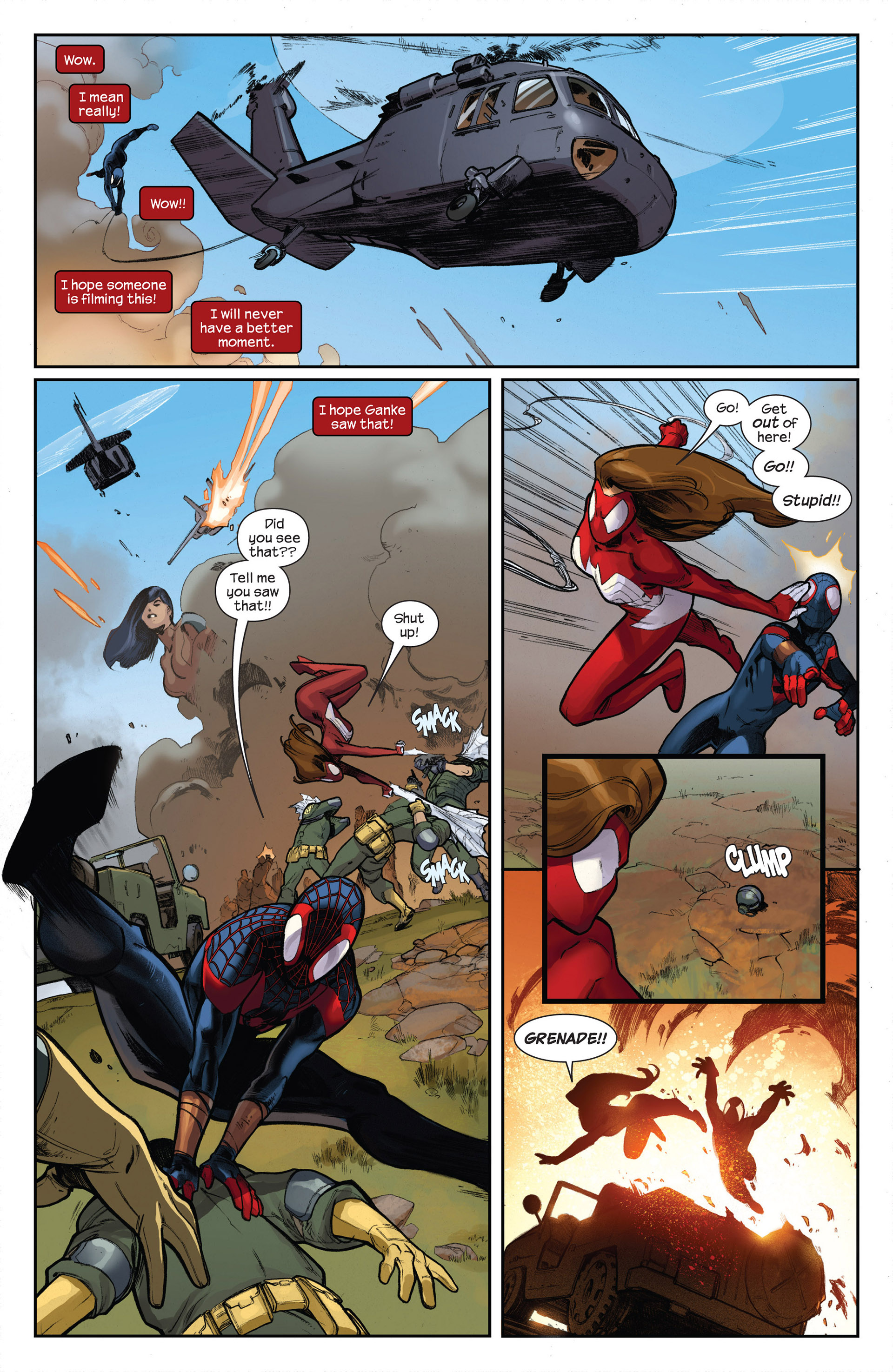 Read online Ultimate Comics Spider-Man (2011) comic -  Issue #17 - 15