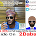 Oga boss supports the #IStandwith2baba movement
