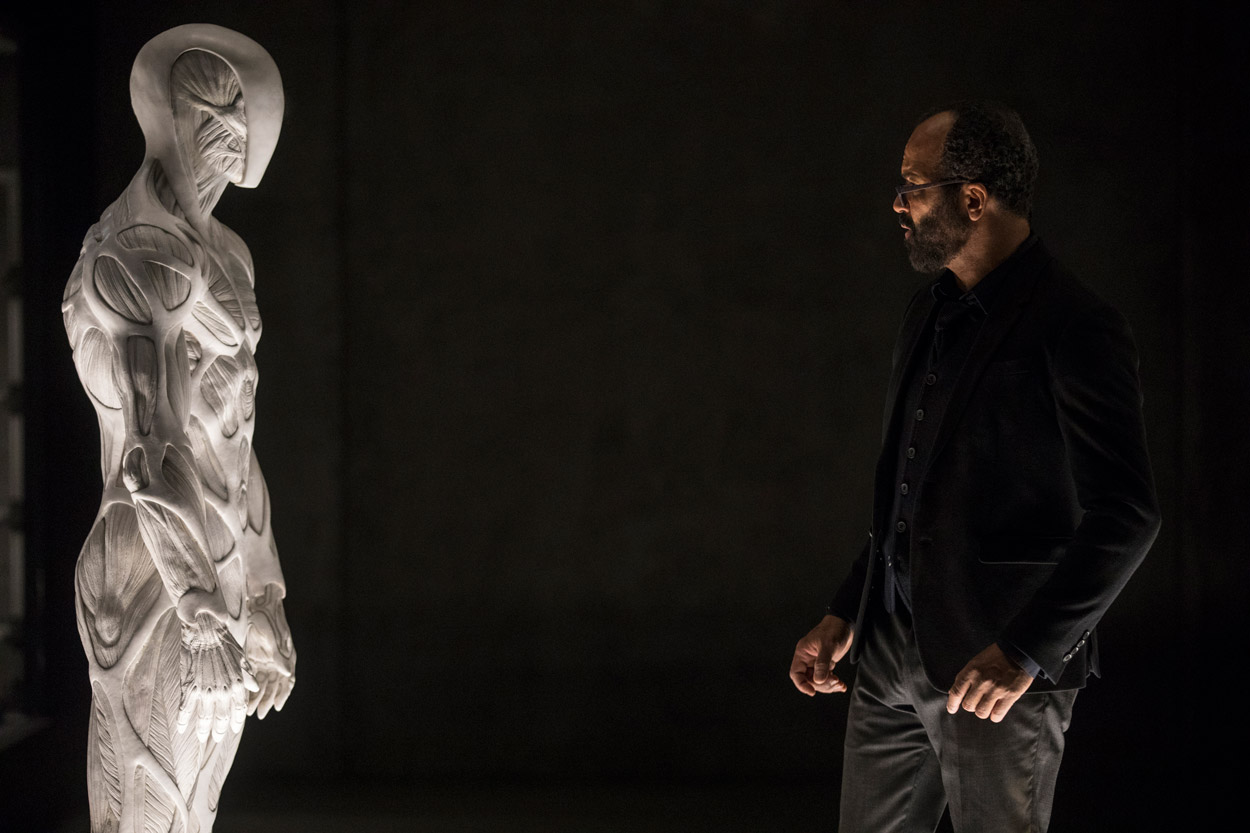WESTWORLD - serie - season 2 - Jeffrey Wright
