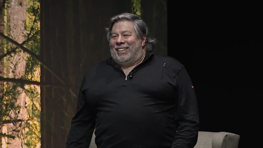 Apple's Co-founder Steve Wozniak Talks About Artificial Intelligence And Start-ups At Salesforce Developers Conference