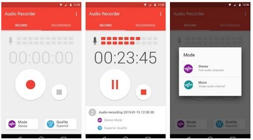 aplikasi merekam suara android terbaik