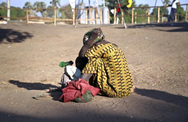 South Sudan Rape Victims