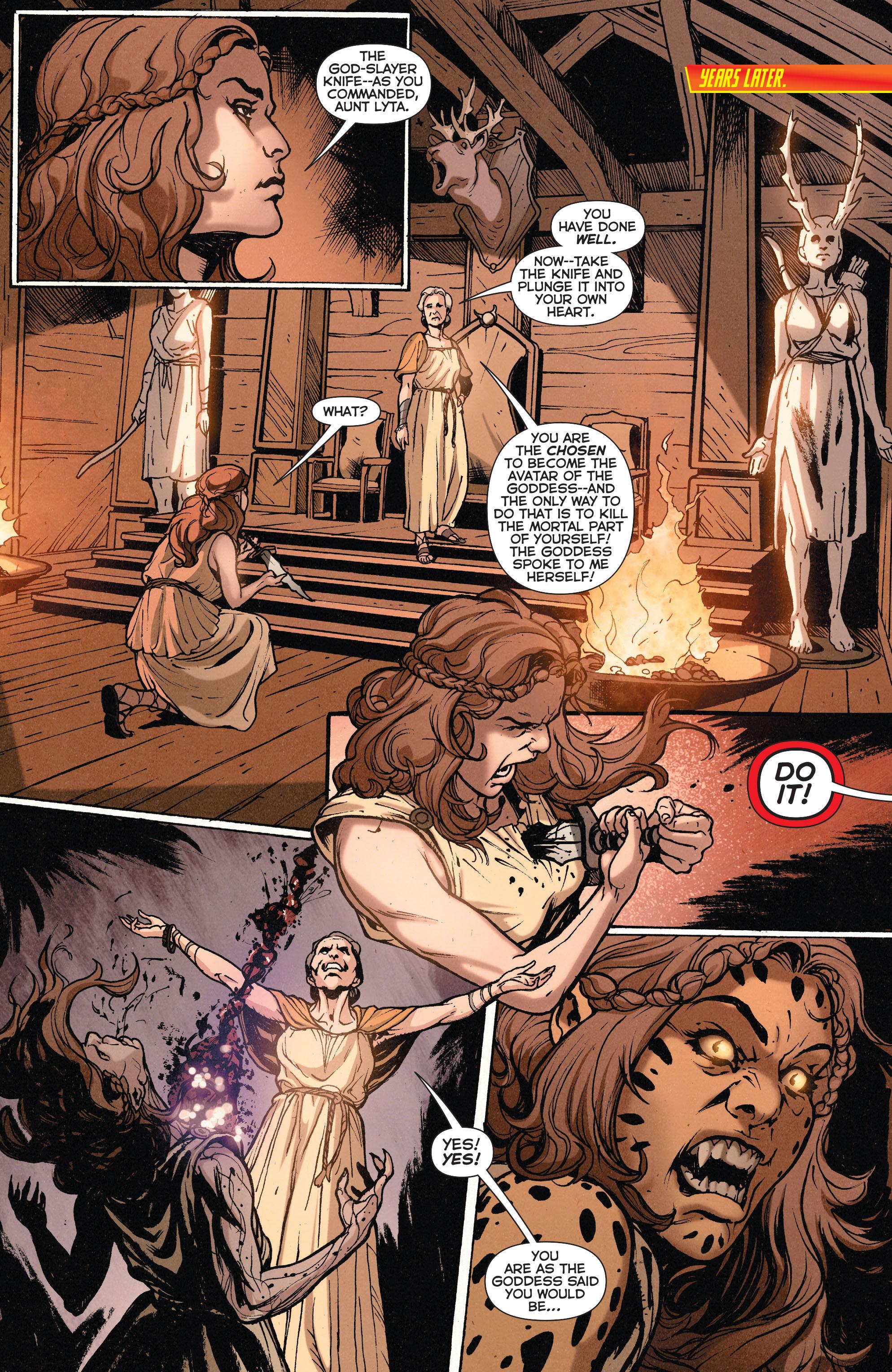 Read online Wonder Woman (2011) comic -  Issue #23.1 - 15