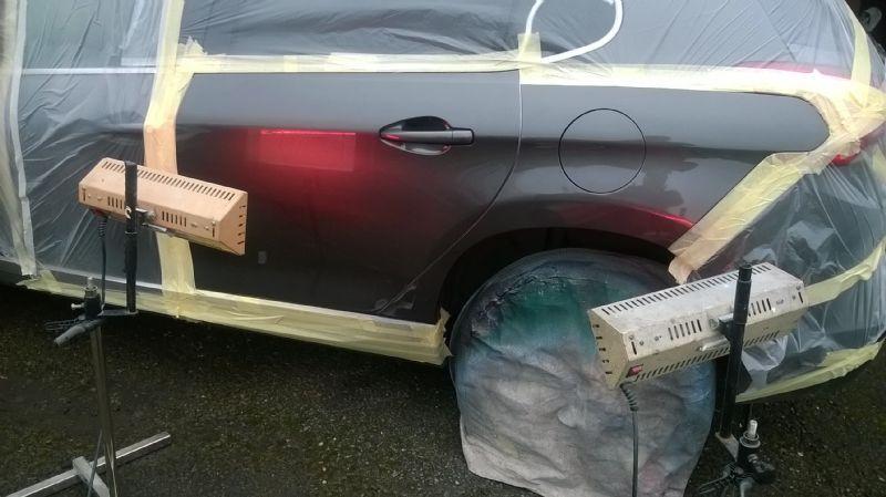 Car paint repair south east london 13