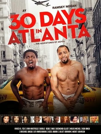 30 days in atlanta trailer