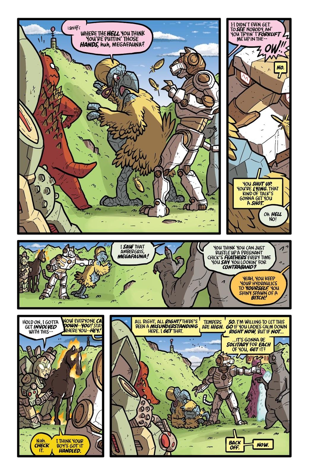 Read online Kaijumax: Season Four comic -  Issue #2 - 14