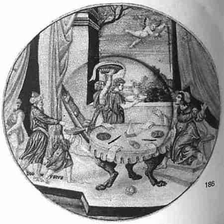 История возникновения фразеологизма домоклов меч, и его значение