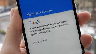 Cara ByPass Remove Account Google Verifikasi Samsung Terbaru