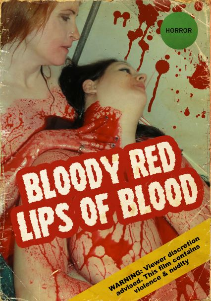 Bloody Red Lips Of Blood DVD Available Now!!!