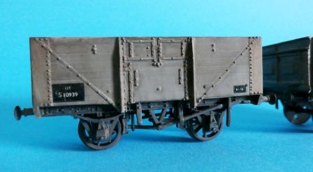 13 ton Southern Railway wagon