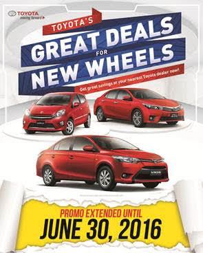 Car Financing Deals June