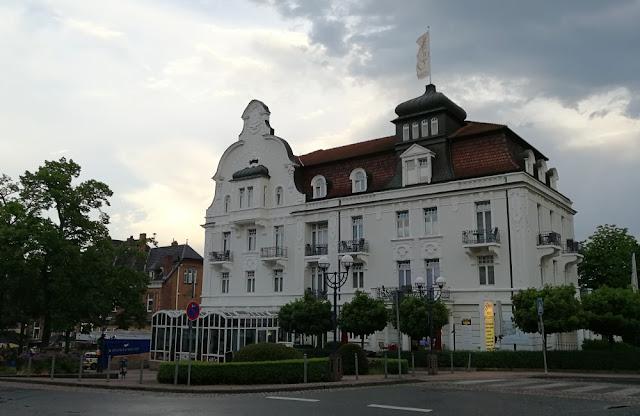 Göbel's Hotel Quellenhof - schöne Gründerzeitvilla in Bad Wildungen