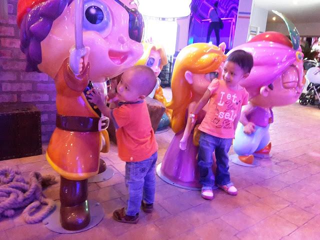 Little Kingdom Maju Junction Kuala Lumpur - Indoor Edutainment Theme Park