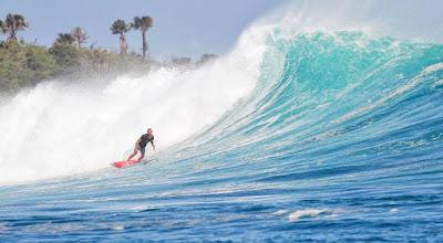 Surganya beberapa surfer - G-Land (Pantai Plengkung)