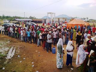 Pengungsi Rohingya di Kuala Cangkoy Dipindahkan ke Desa Blang Ado