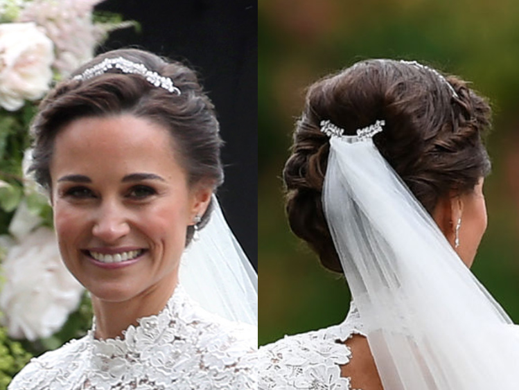 Pippa Middleton's Fairytale Country Wedding