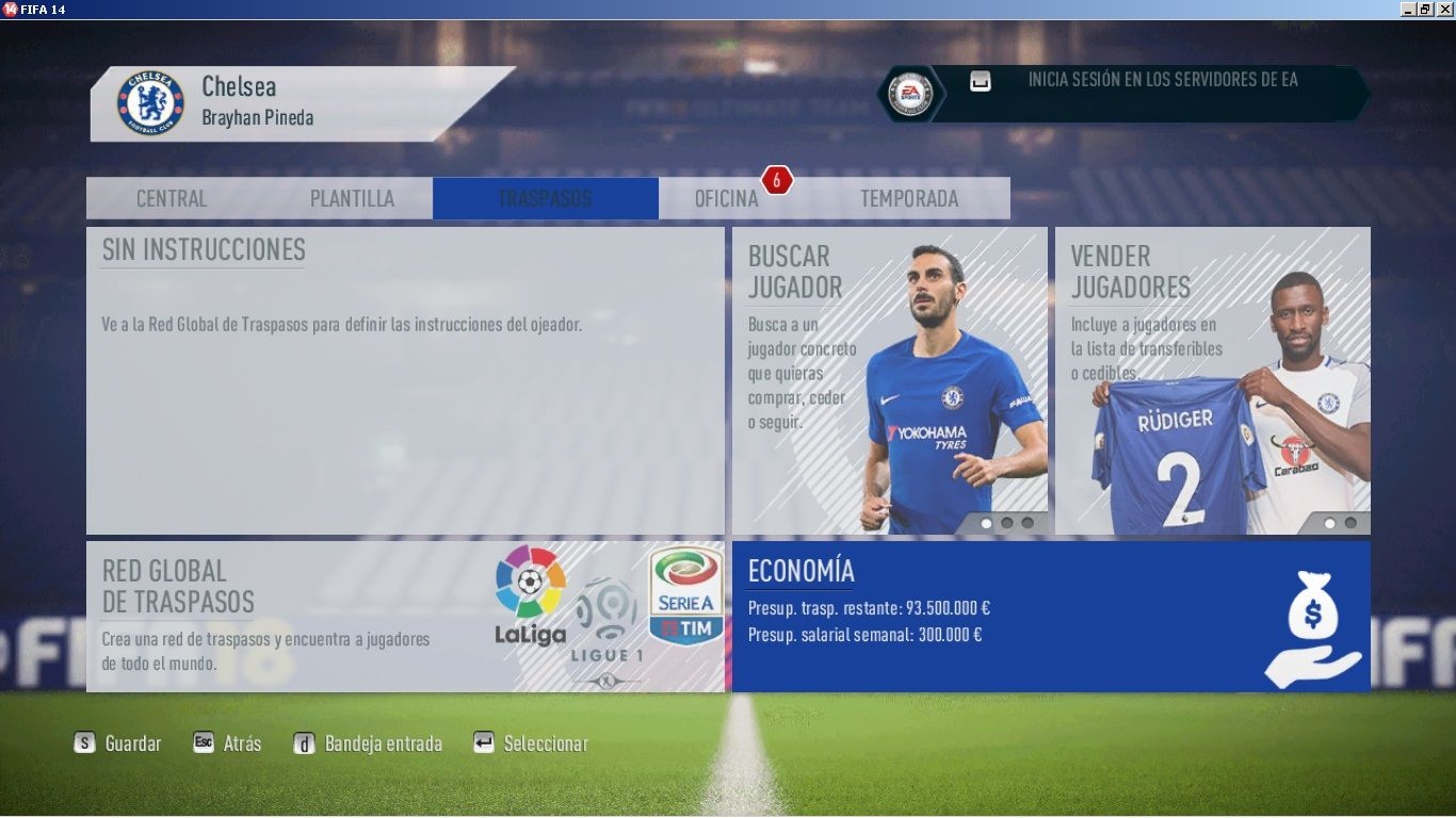 FIFA 14 Chelsea FC Theme 17-18 By DerArzt26 ~ SoccerFandom.com ... c0b5c2fa7