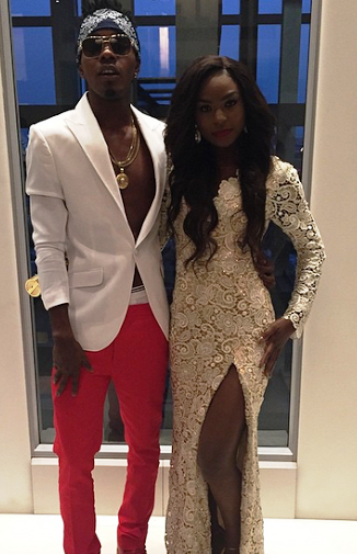 2 Photos: Nigerian stars at Channel O Awards