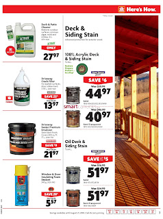 Home Hardware Flyer Building August 16 - 22, 2018