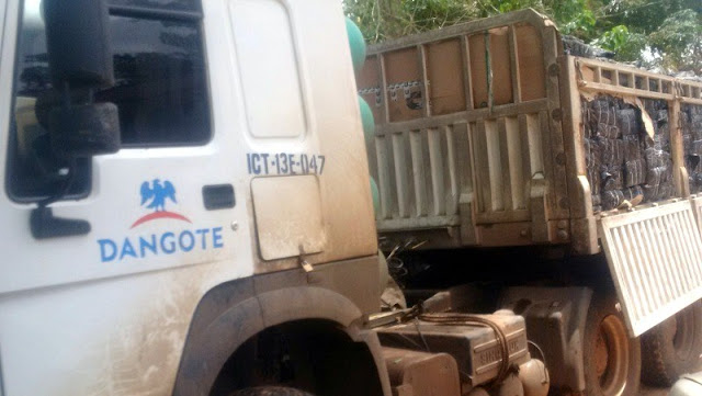 Reports Dangote Drivers And Get N250K  Dangote Group Announces