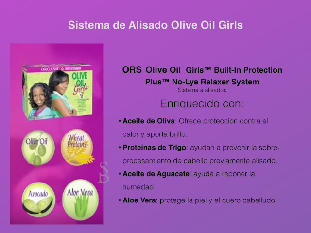 ORS Olive Oil Girls™ Built-In Protection Plus™ No-Lye Relaxer System