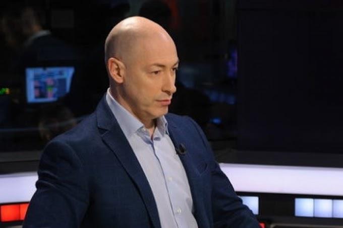 Путин не виноват? Дмитрий Гордон переобулся и считает, что насильственная украинизация привела к уходу Крыма и Донбасса