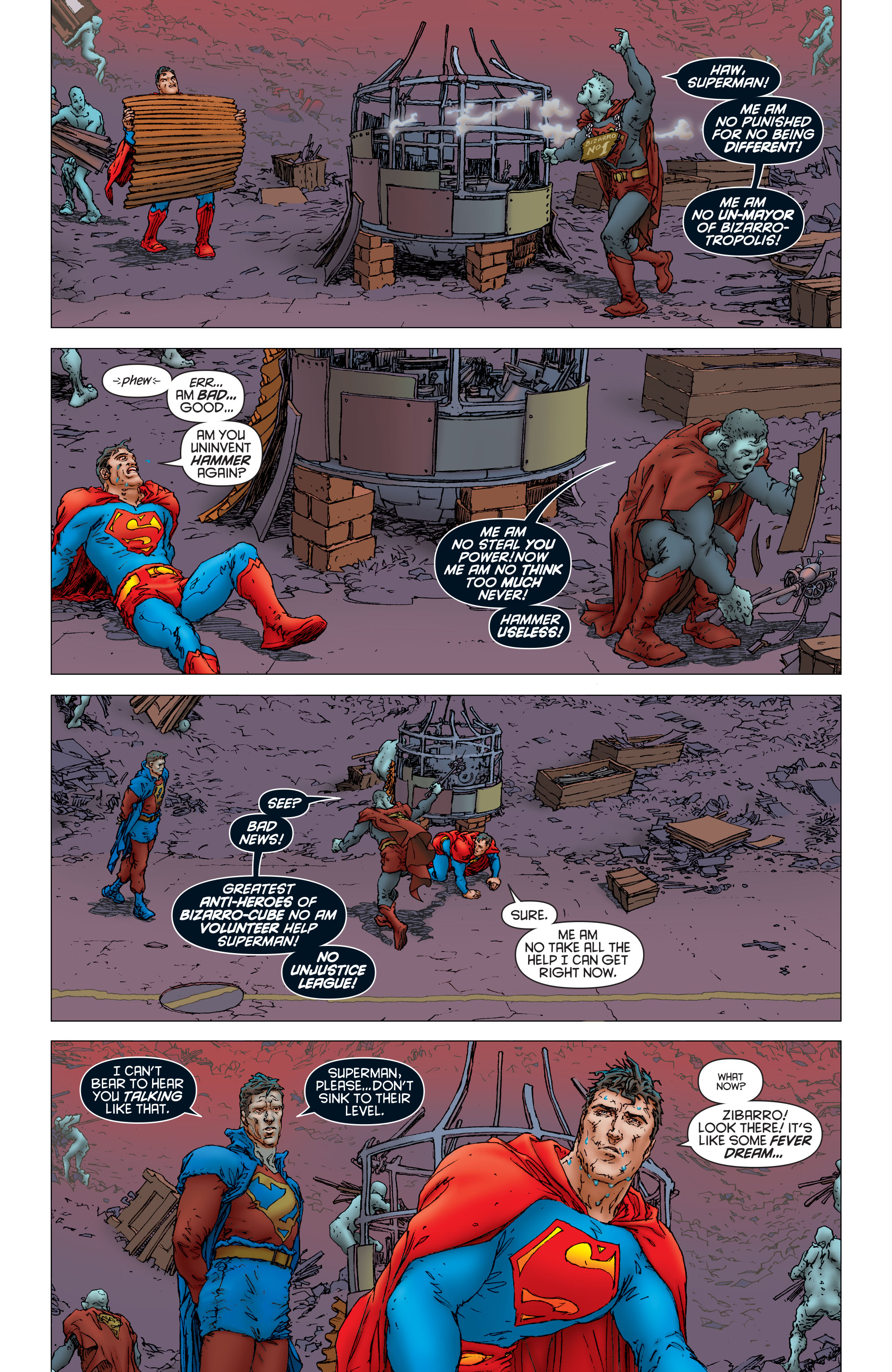 Read online All Star Superman comic -  Issue #8 - 12
