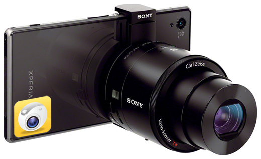 Camera360 Dukung Sony Cyber-shot QX