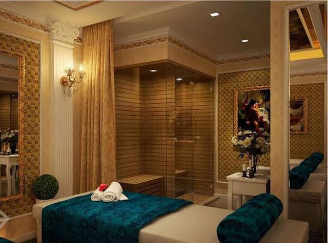 Những lưu ý khi thiết kế spa tại nhà