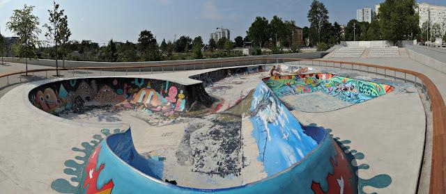 Skatepark Saint-Ouen