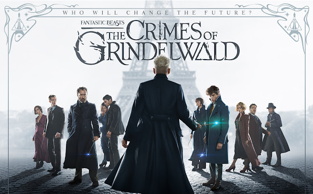 Fantastic Beasts: The Crimes of Grindelwald 2018 Bluray BRrip Full HD