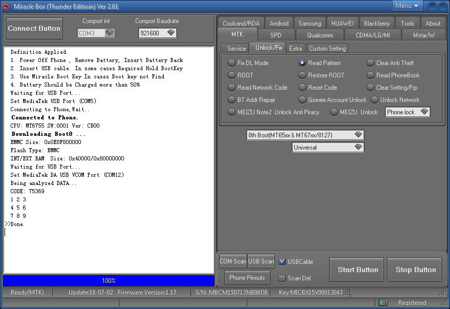 FlashGSM: Miracle Box Latest version V2 81 Full Setup with Drivers