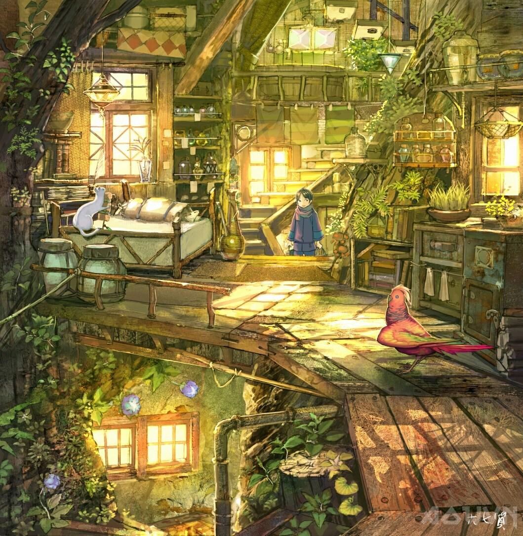 29 AowVN.org m - [ Hình Nền ] Anime cho điện thoại cực đẹp , cực độc | Wallpaper