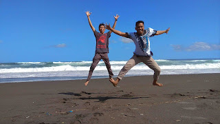 Pantai Pelangi Jogja 3