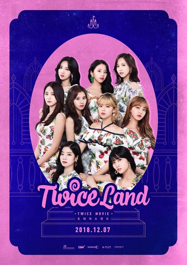 Sinopsis TwiceLand / Teuwaiseuraendeu / 트와이스랜드 (2018) - Film Korea