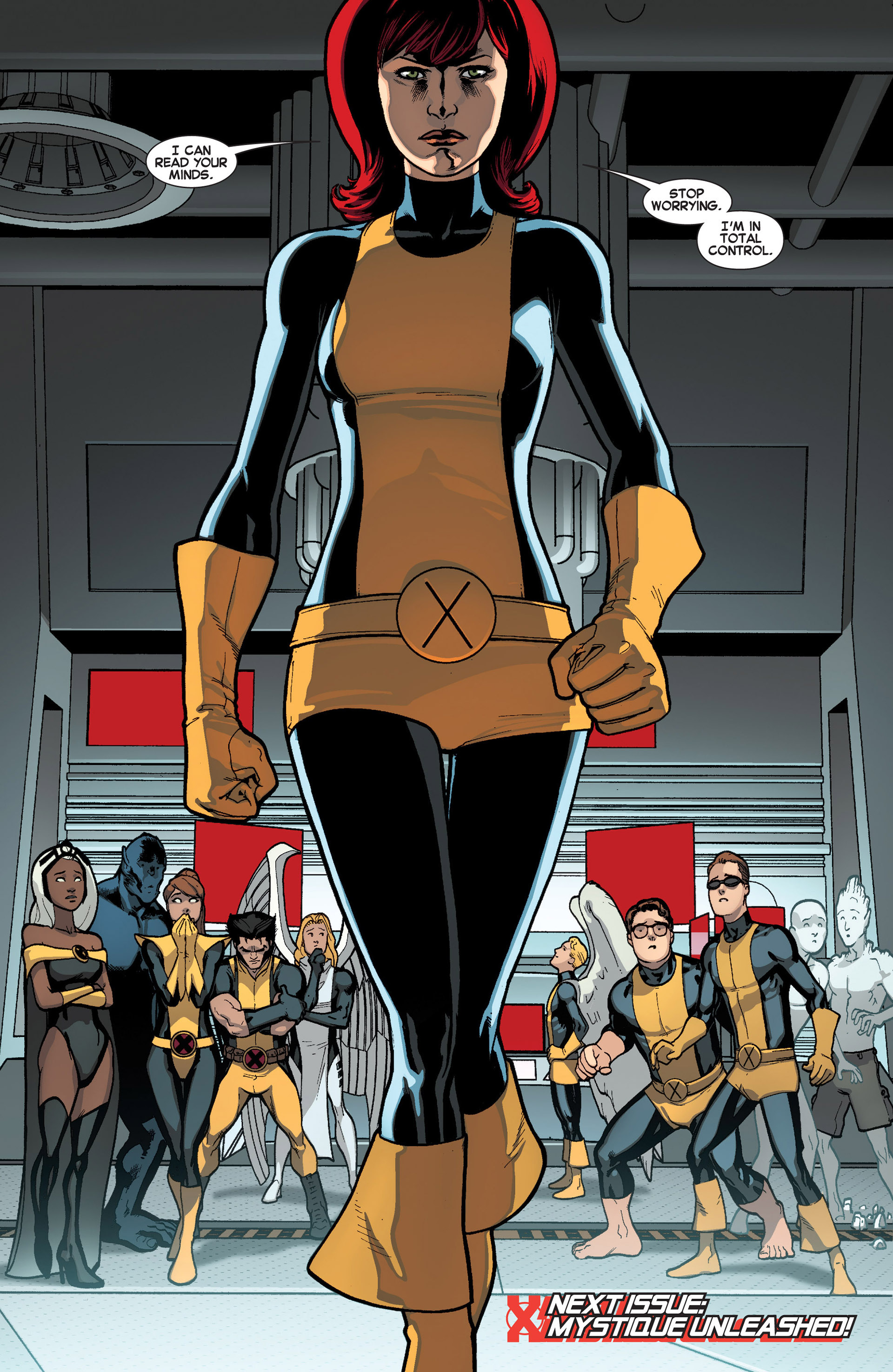 Read online All-New X-Men (2013) comic -  Issue #8 - 21