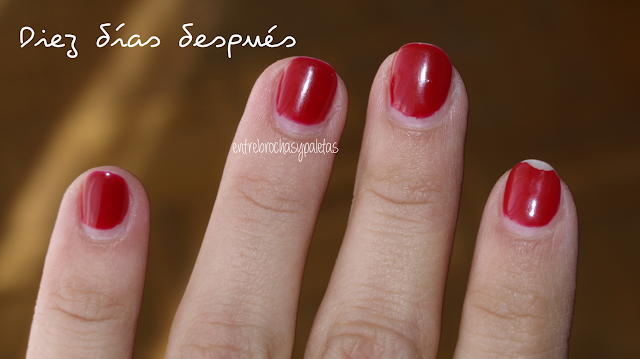 manicura permanente sensationail gel express