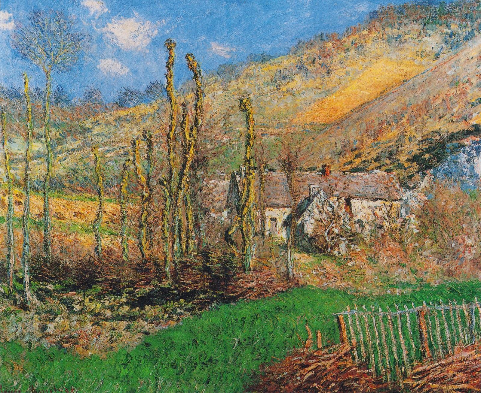 ART & ARTISTS: Claude Monet - part 16 1885 - 1886