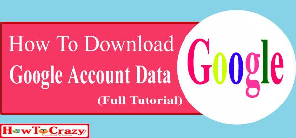 Download-google-data