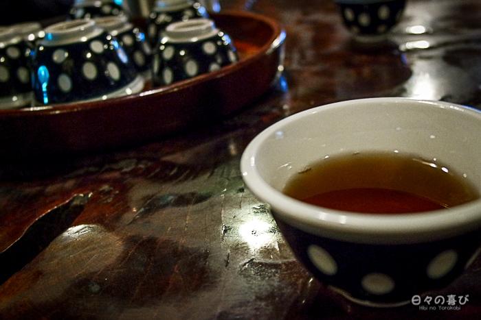 tasse de thé, amazake-chaya, hakone