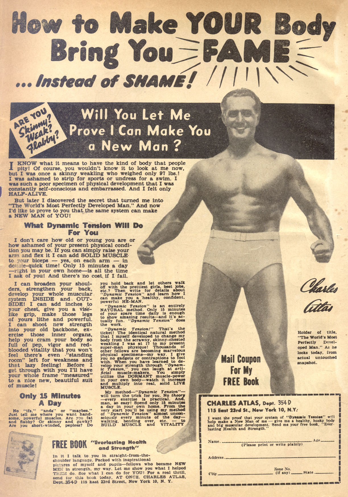 Read online Detective Comics (1937) comic -  Issue #134 - 51